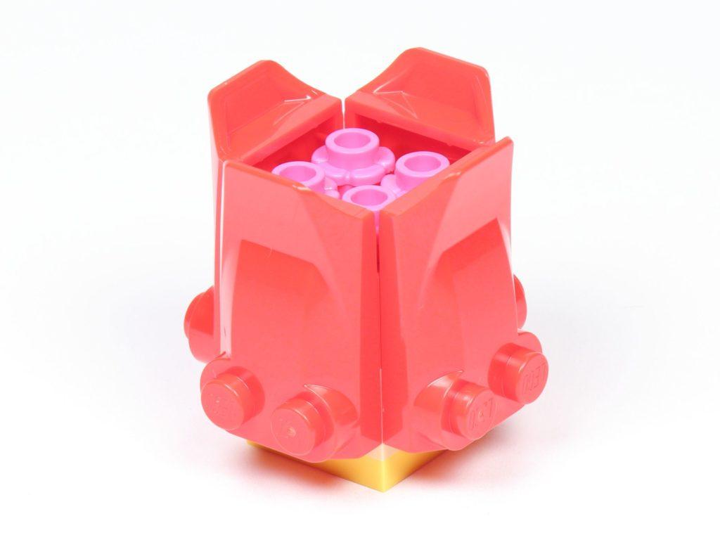 LEGO® Friends 30408 Blume mit Biene - Blütenkopf | ©2019 Brickzeit