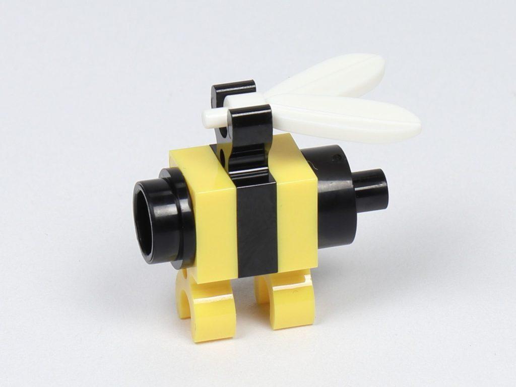 LEGO® Friends 30408 Blume mit Biene - Insekt | ©2019 Brickzeit