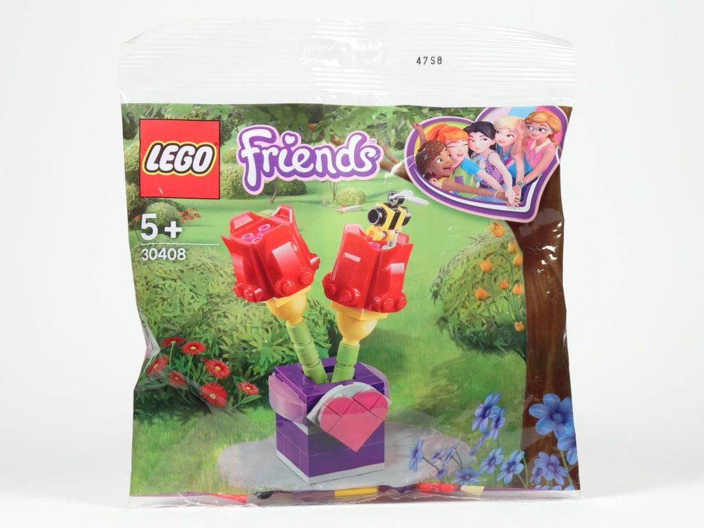 LEGO® Friends 30408 Blume mit Biene - Polybag | ©2019 Brickzeit