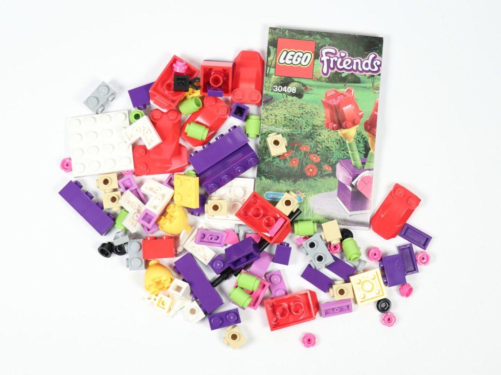 LEGO® Friends 30408 Blume mit Biene - Polybag Inhalt | ©2019 Brickzeit