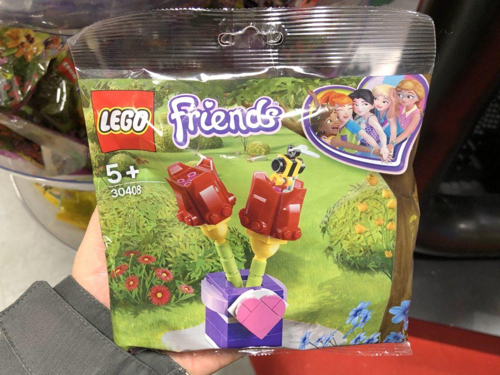 LEGO® Friends 30408 Blume mit Biene Polybag | ©2019 Brickzeit