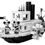 LEGO® Ideas 21317 Steamboat Willie - Titelbild | ©LEGO Gruppe
