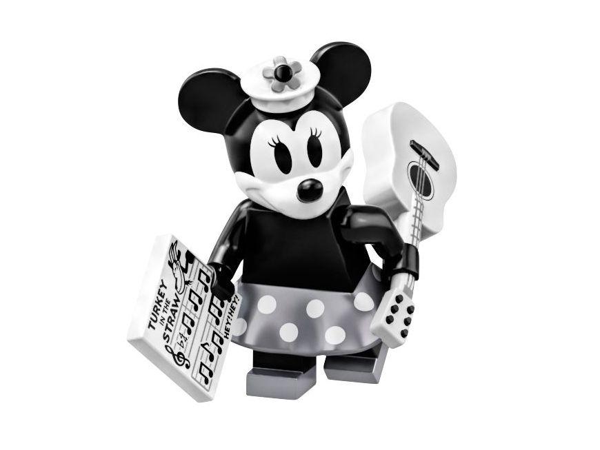 LEGO® Ideas 21317 Steamboat Willie - Bild 05   ©LEGO Gruppe