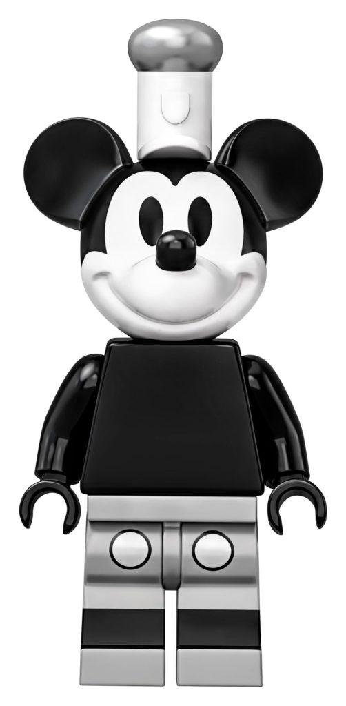 LEGO® Ideas 21317 Steamboat Willie - Bild 02 | ©LEGO Gruppe