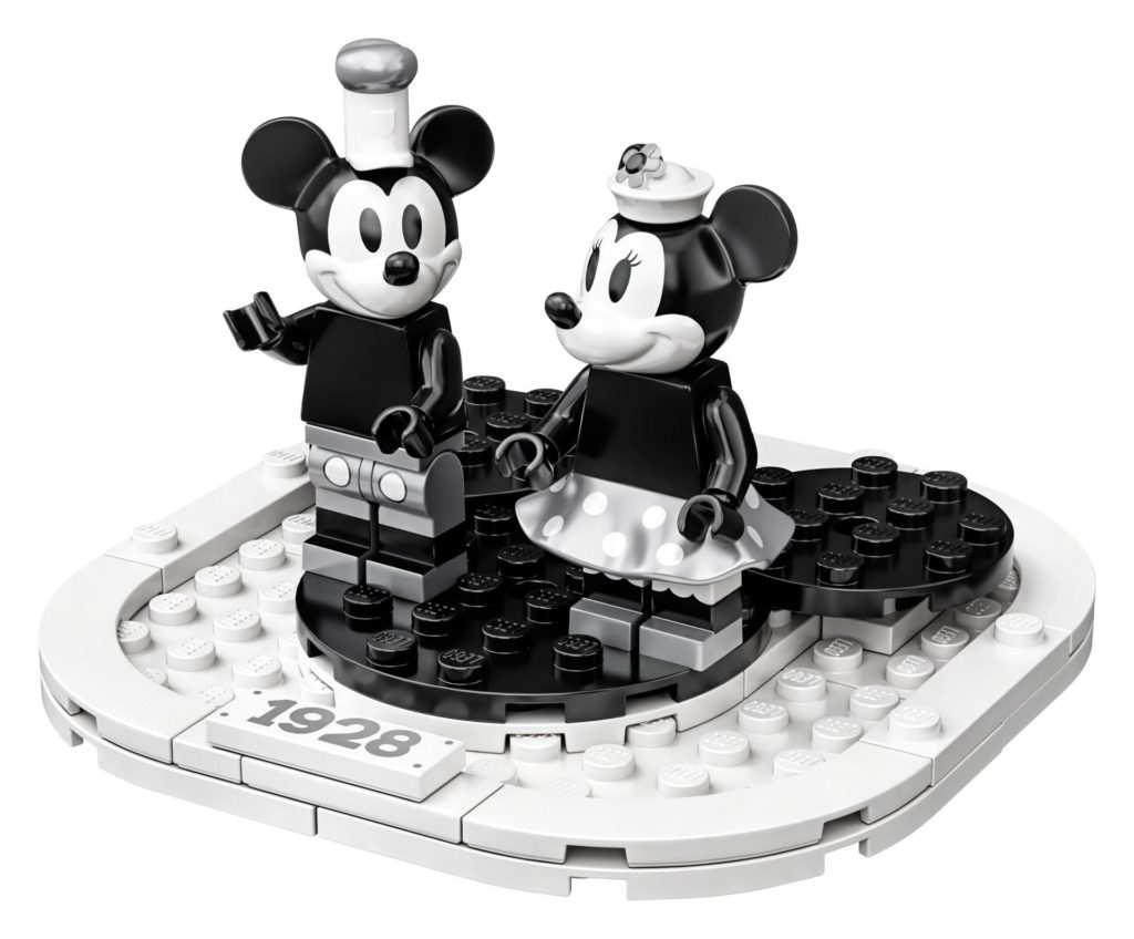 LEGO® Ideas 21317 Steamboat Willie - Bild 09 | ©LEGO Gruppe