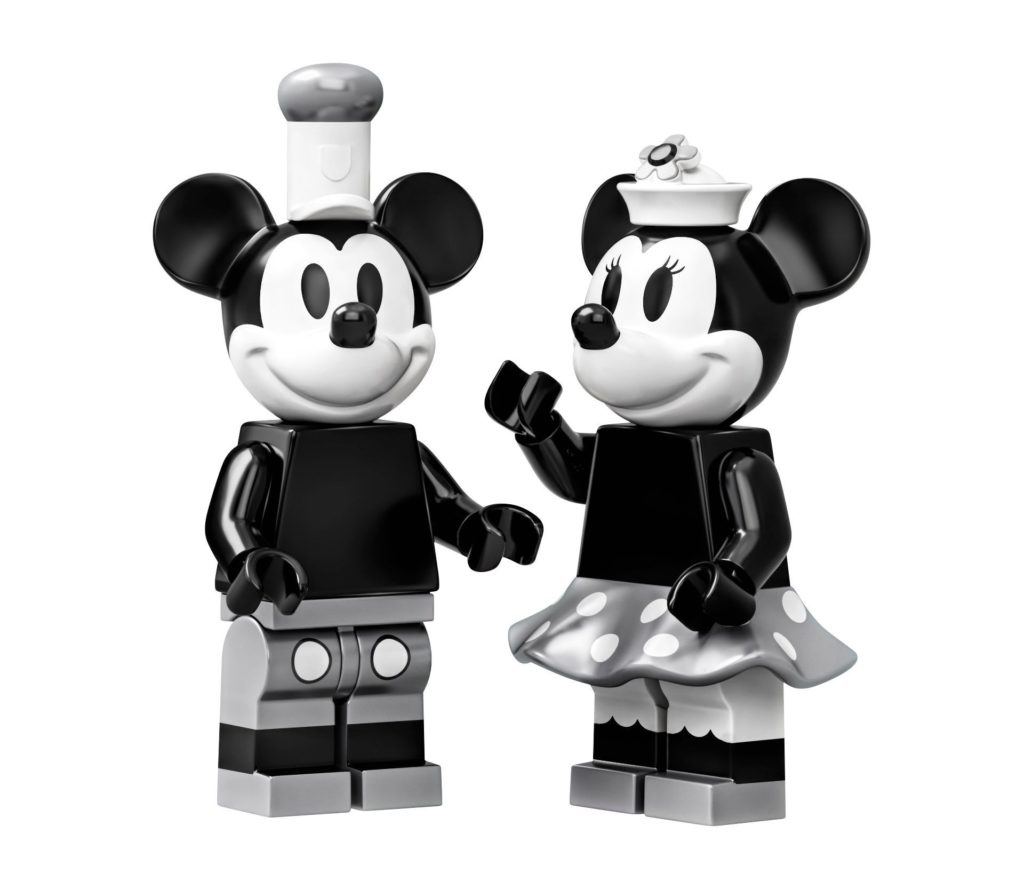 LEGO® Ideas 21317 Steamboat Willie - Bild 08 | ©LEGO Gruppe