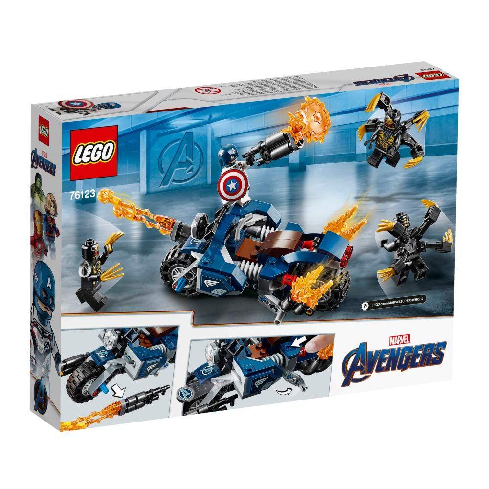 LEGO® Marvel 76123 | ©LEGO Gruppe