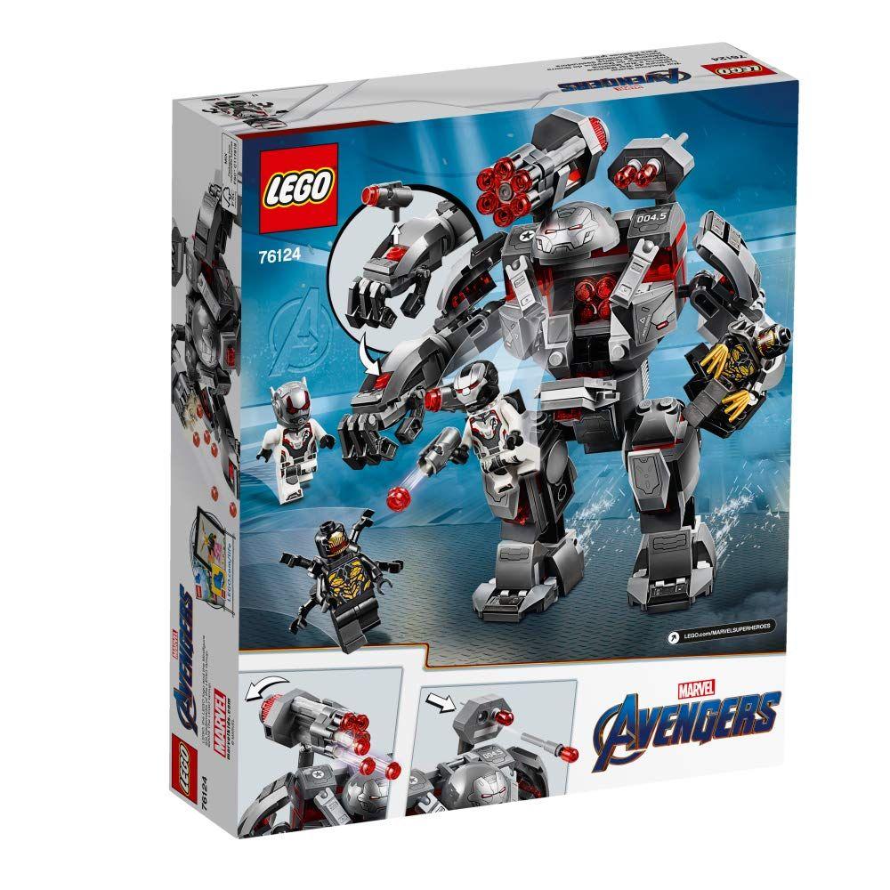 LEGO® Marvel 76124 | ©LEGO Gruppe