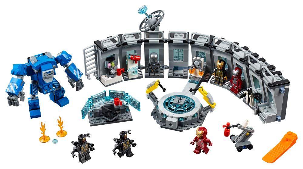 LEGO® Marvel 76125 | ©LEGO Gruppe
