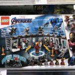 LEGO® Marvel 76125 Avengers: Endgame - Packung im Laden | ©2019 Brickzeit