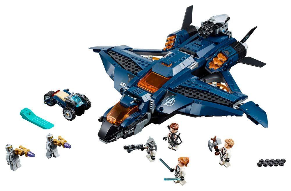 LEGO® Marvel 76126 | ©LEGO Gruppe