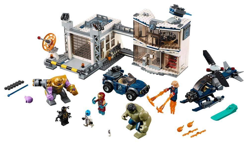 LEGO® Marvel 76131 | ©LEGO Gruppe