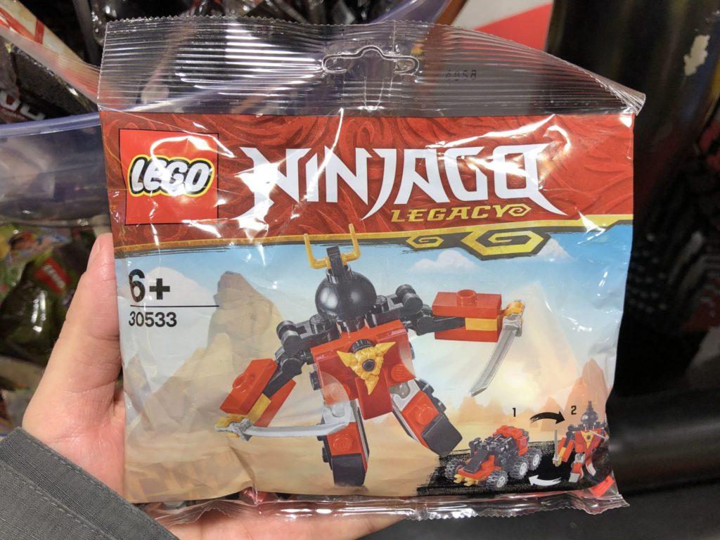 LEGO® Ninjago Legacy 30533 Kais Mech Polybag | ©2019 Brickzeit