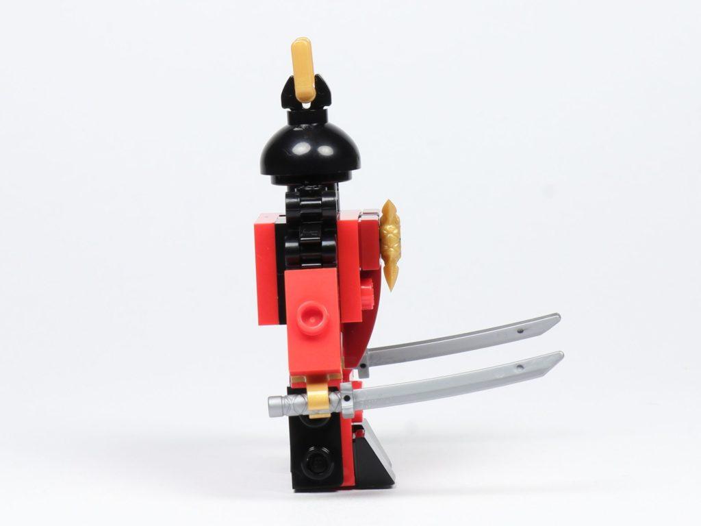 LEGO® Ninjago® Legacy Samurai X Mech - rechte Seite | ©2019 Brickzeit