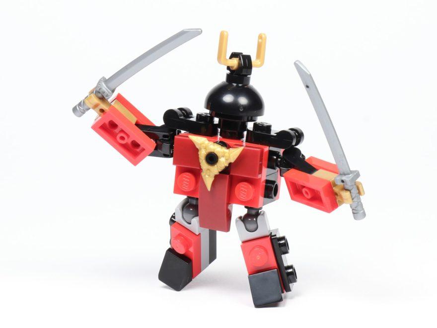 LEGO® Ninjago® Legacy Samurai X Mech - Titelbild | ©2019 Brickzeit