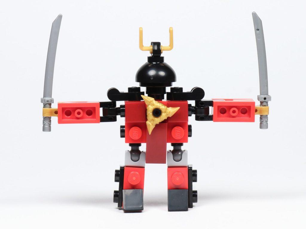 LEGO® Ninjago® Legacy Samurai X Mech - Vorderseite | ©2019 Brickzeit