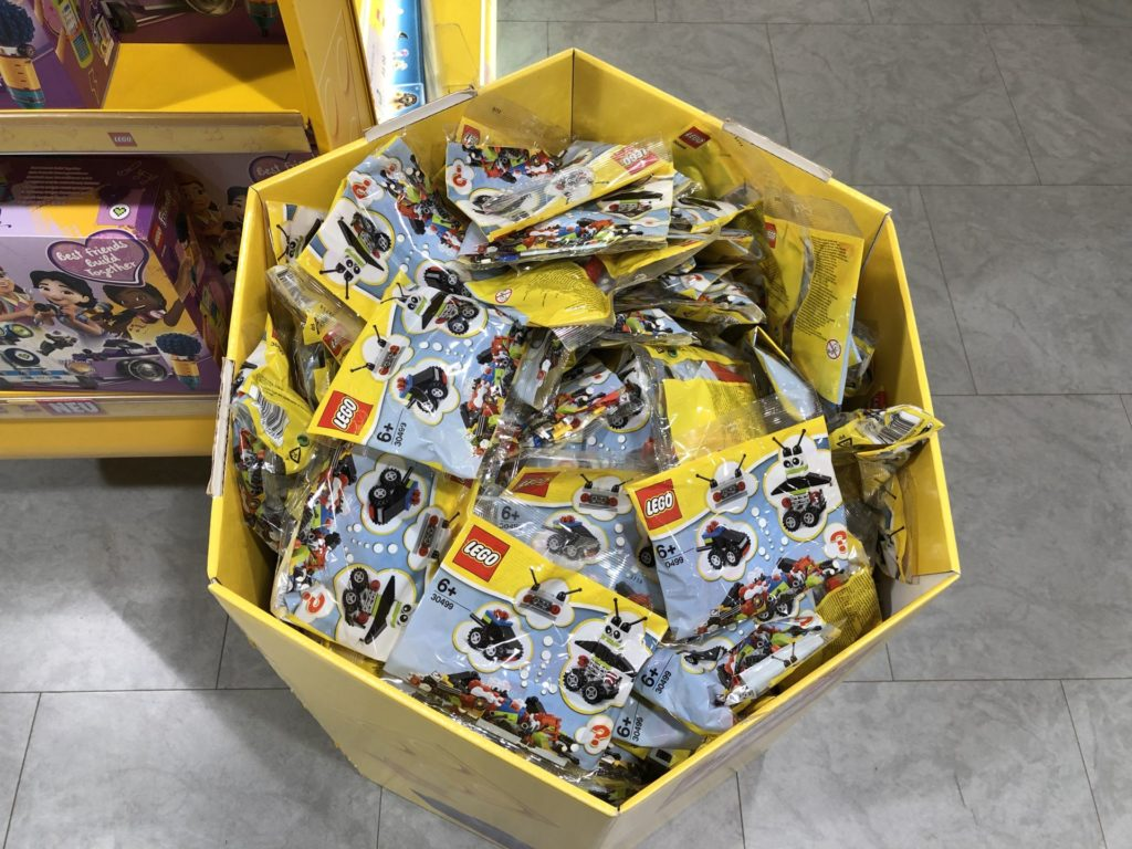 LEGO® Creator 30499 Freies Bauen Roboter Polybag | ©2019 Brickzeit