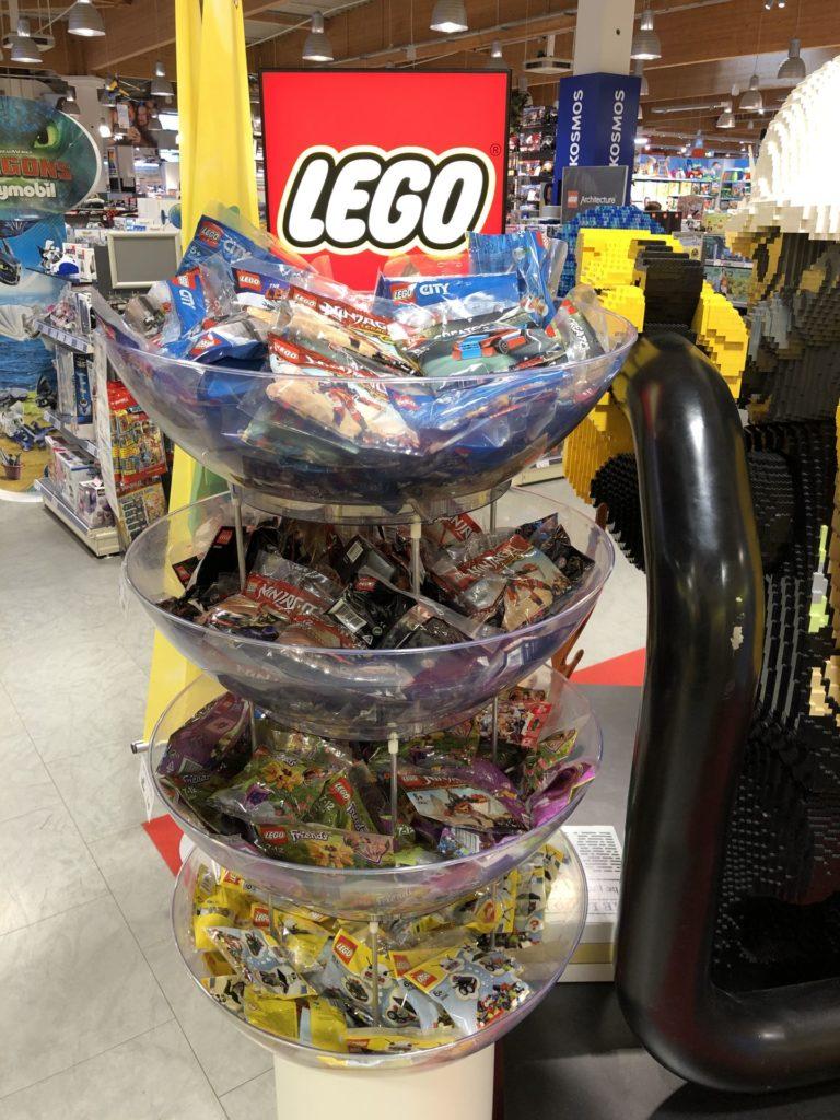 Aussteller mit LEGO® Polybag Neuheiten 2019 | 2019 Brickzeit