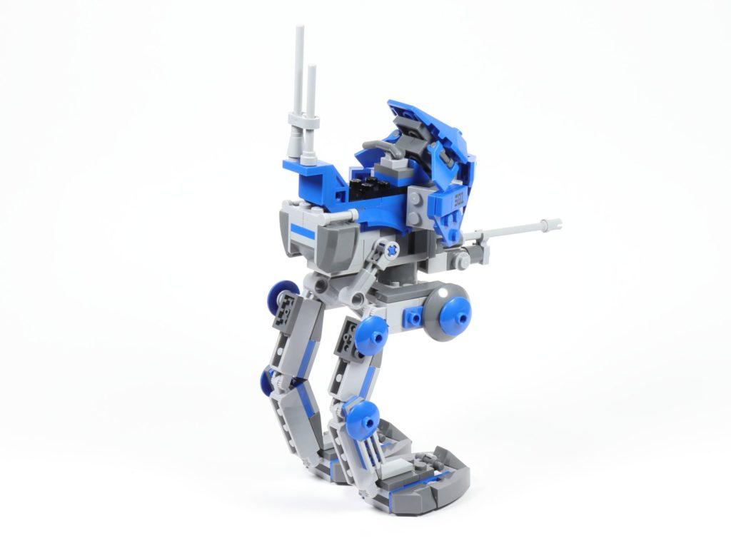 LEGO® Star Wars™ 75002 AT-RT™ - hinten rechts | ©2019 Brickzeit