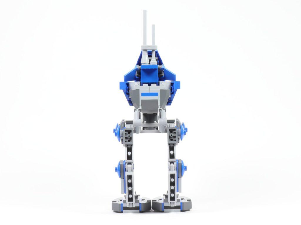 LEGO® Star Wars™ 75002 AT-RT™ - Rückseite | ©2019 Brickzeit