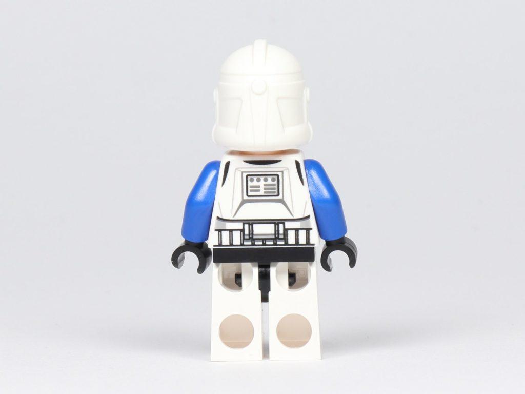 LEGO® Star Wars™ 75002 AT-RT™ - Klonkrieger der 501. Legion, Rückseite | ©2019 Brickzeit