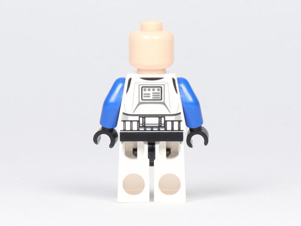 LEGO® Star Wars™ 75002 AT-RT™ - Klonkrieger der 501. Legion, Rückseite ohne Helm | ©2019 Brickzeit