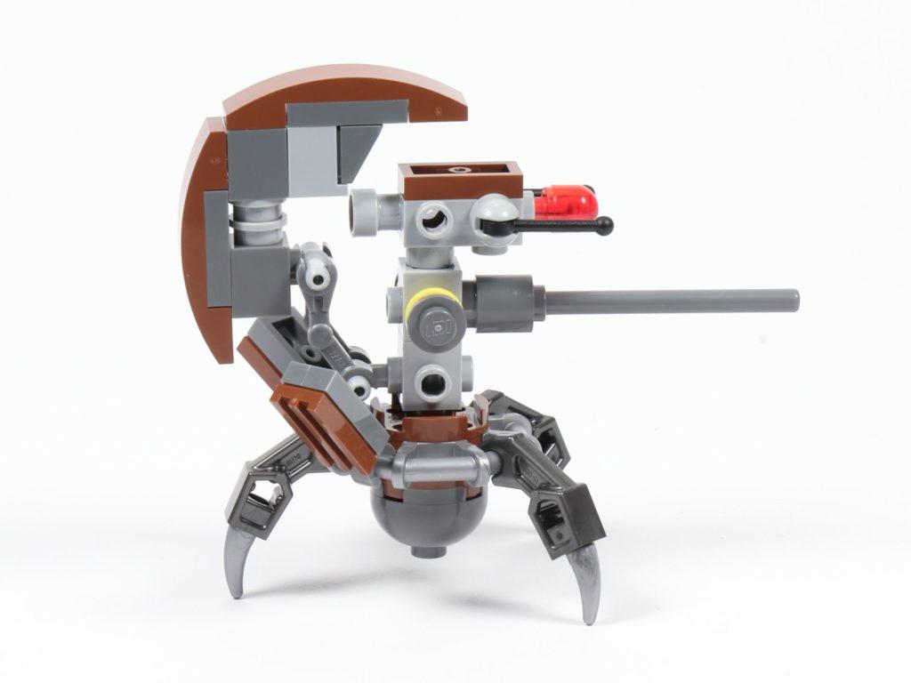 LEGO® Star Wars™ 75002 - Droideka, rechte Seite | ©2019 Brickzeit