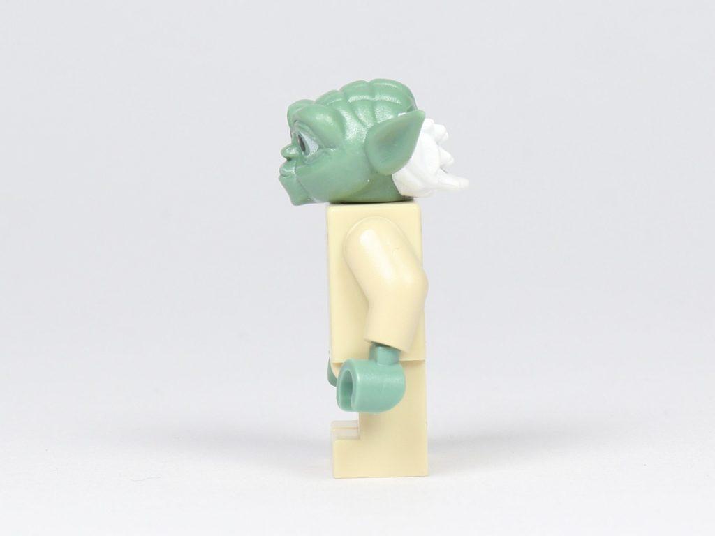 LEGO® Star Wars™ 75002 AT-RT™ - Yoda, linke Seite | ©2019 Brickzeit