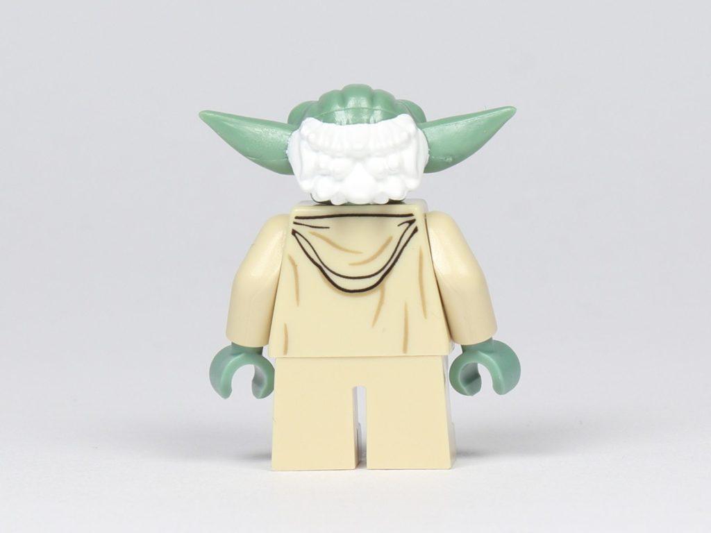 LEGO® Star Wars™ 75002 AT-RT™ - Yoda, Rückseite | ©2019 Brickzeit