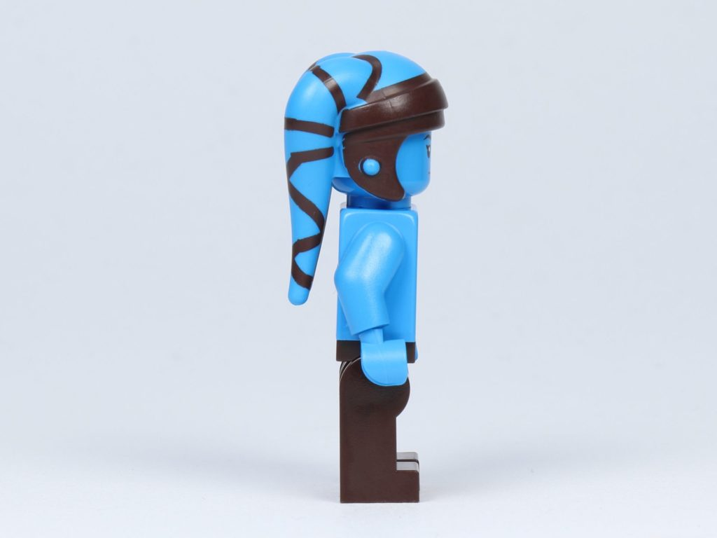 LEGO Star Wars 75182 - Aayla Secura - rechte Seite | ©2019 Brickzeit