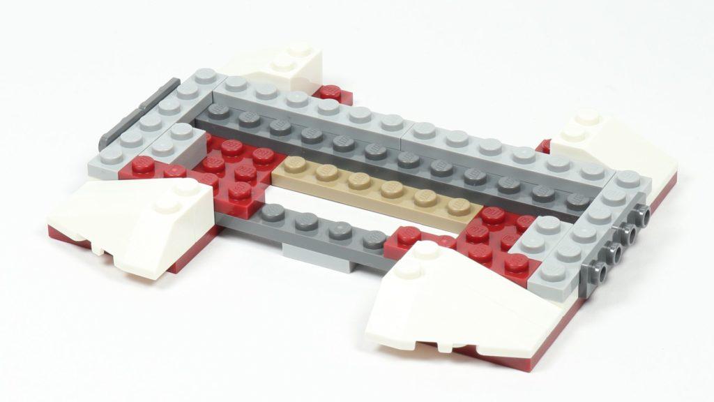 LEGO® Star Wars™ 75182 Republic Fighter Tank - Bauabschnitt 1, Bild 01 | ©2019 Brickzeit