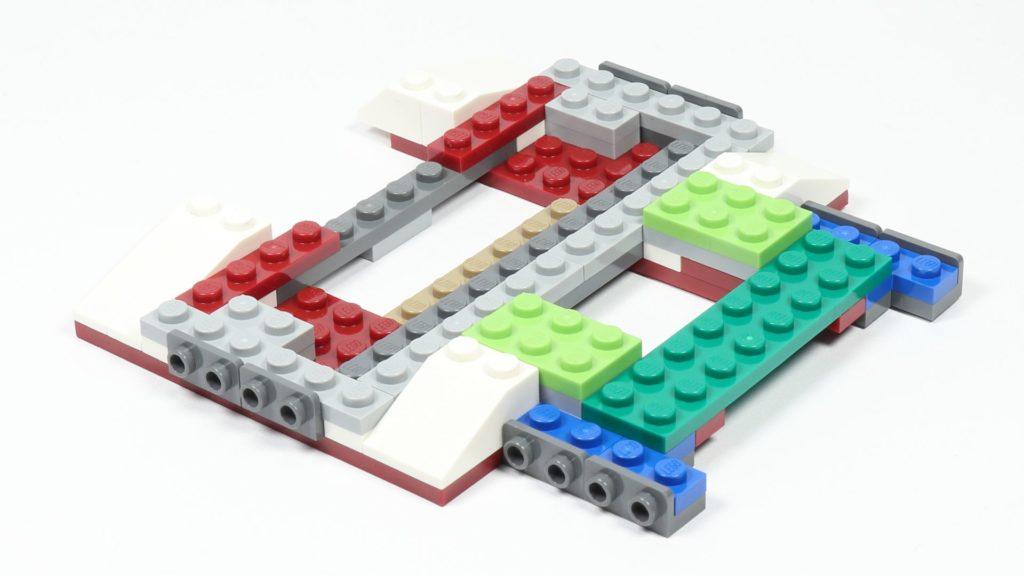 LEGO® Star Wars™ 75182 Republic Fighter Tank - Bauabschnitt 1, Bild 03 | ©2019 Brickzeit