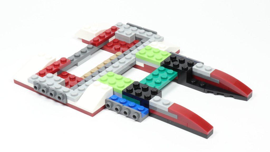 LEGO® Star Wars™ 75182 Republic Fighter Tank - Bauabschnitt 1, Bild 07 | ©2019 Brickzeit