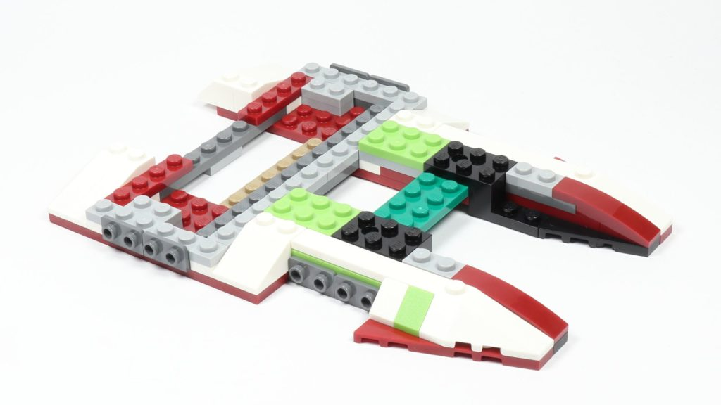 LEGO® Star Wars™ 75182 Republic Fighter Tank - Bauabschnitt 1, Bild 10 | ©2019 Brickzeit