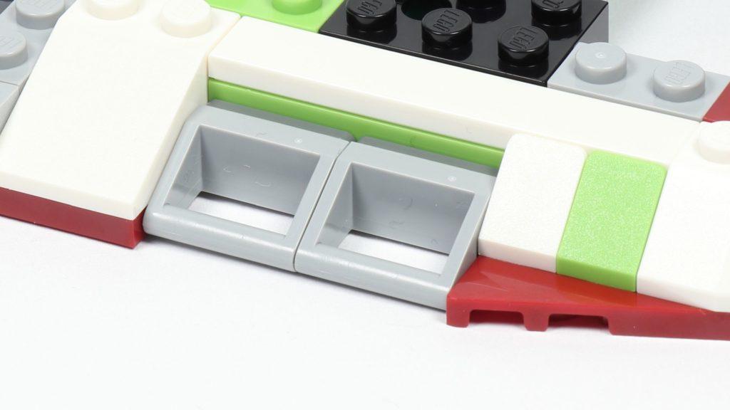 LEGO® Star Wars™ 75182 Republic Fighter Tank - Bauabschnitt 1, Bild 12 | ©2019 Brickzeit