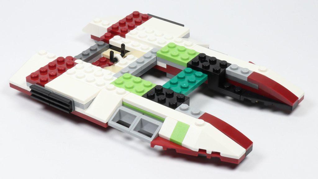 LEGO® Star Wars™ 75182 Republic Fighter Tank - Bauabschnitt 1, Bild 16 | ©2019 Brickzeit