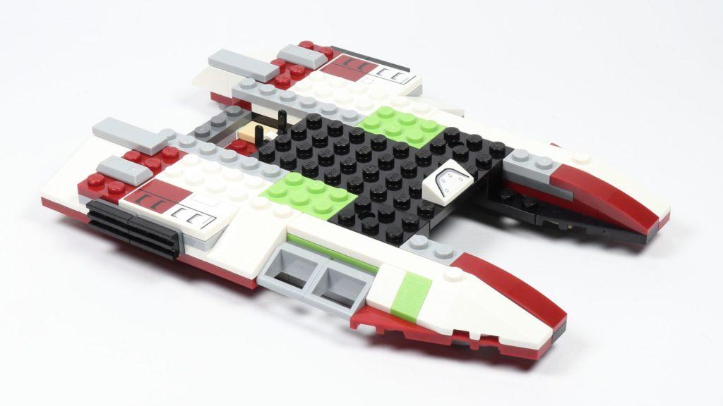 LEGO® Star Wars™ 75182 Republic Fighter Tank - Bauabschnitt 1, Bild 24 | ©2019 Brickzeit