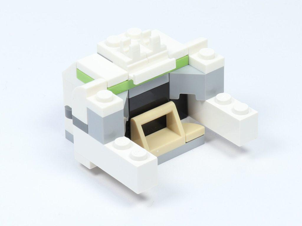 LEGO® Star Wars™ 75182 Republic Fighter Tank - Bauabschnitt 2, Bild 01 | ©2019 Brickzeit
