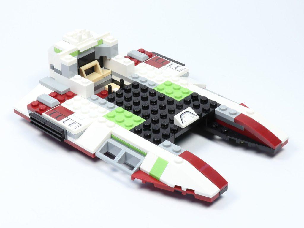 LEGO® Star Wars™ 75182 Republic Fighter Tank - Bauabschnitt 2, Bild 03 | ©2019 Brickzeit
