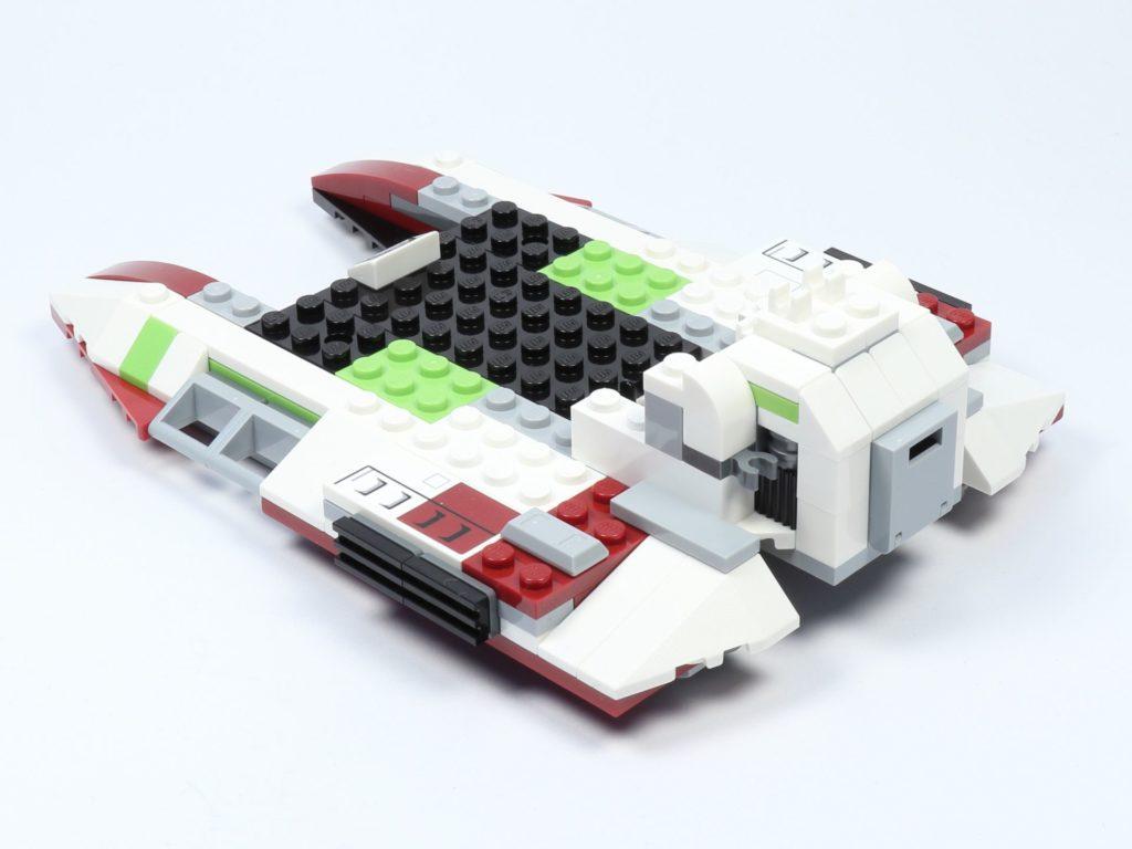 LEGO® Star Wars™ 75182 Republic Fighter Tank - Bauabschnitt 2, Bild 04 | ©2019 Brickzeit