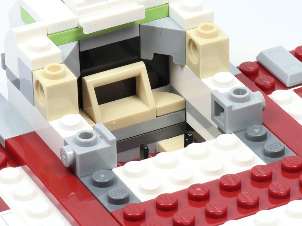 LEGO® Star Wars™ 75182 Republic Fighter Tank - Bauabschnitt 2, Bild 07 | ©2019 Brickzeit