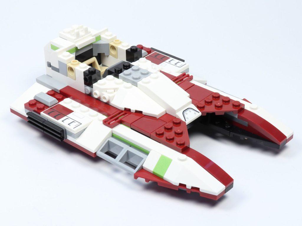 LEGO® Star Wars™ 75182 Republic Fighter Tank - Bauabschnitt 2, Bild 14 | ©2019 Brickzeit