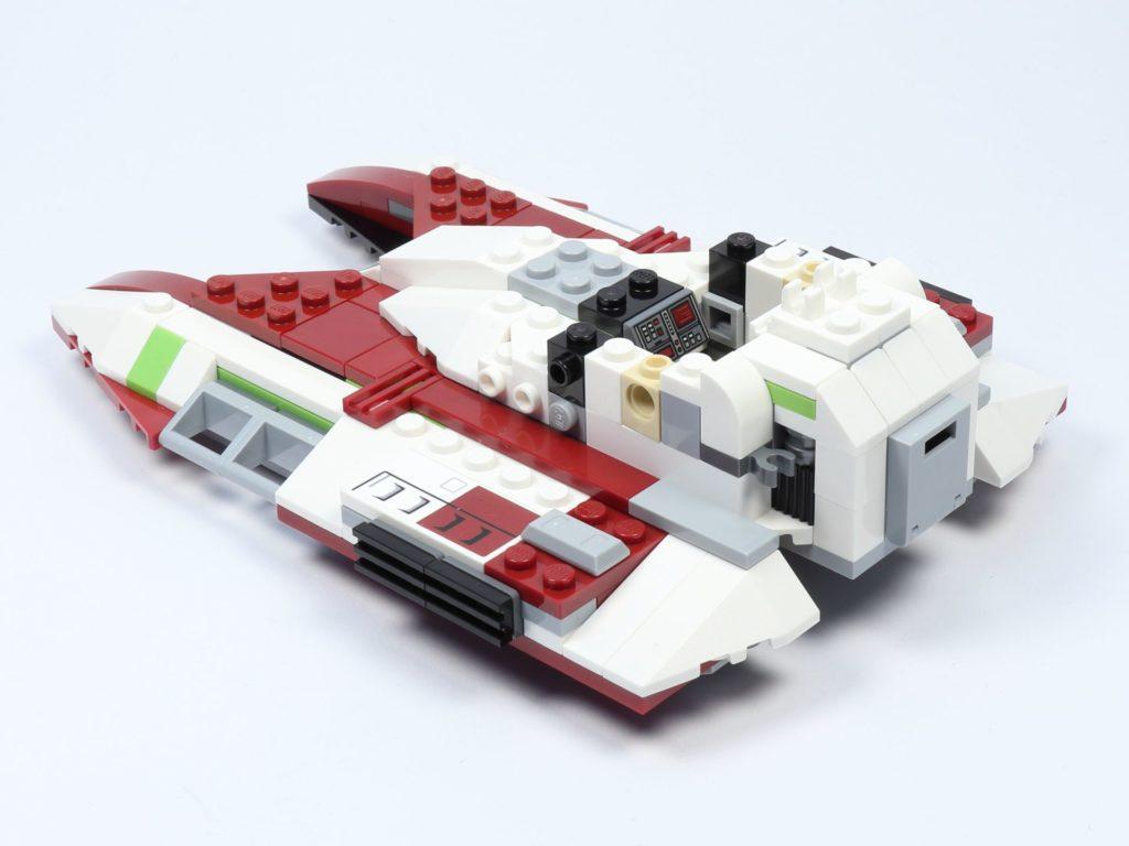 LEGO® Star Wars™ 75182 Republic Fighter Tank - Bauabschnitt 2, Bild 15 | ©2019 Brickzeit