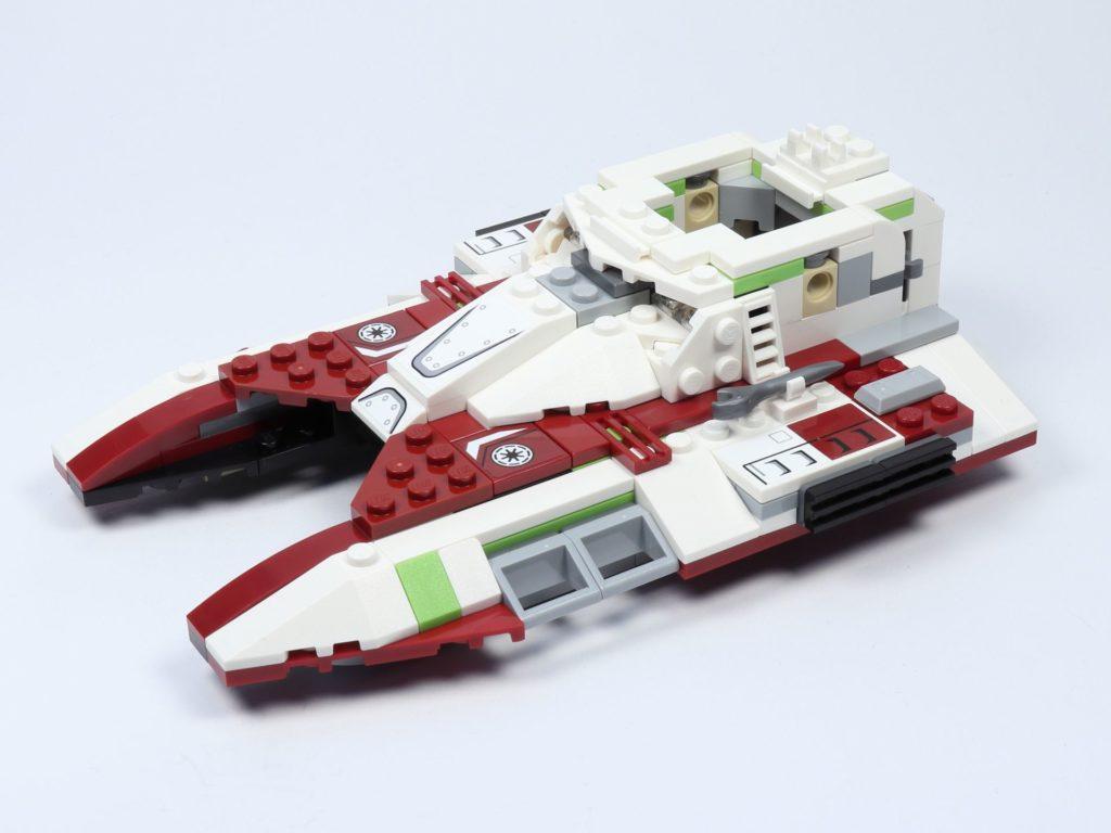 LEGO® Star Wars™ 75182 Republic Fighter Tank - Bauabschnitt 2, Bild 18 | ©2019 Brickzeit