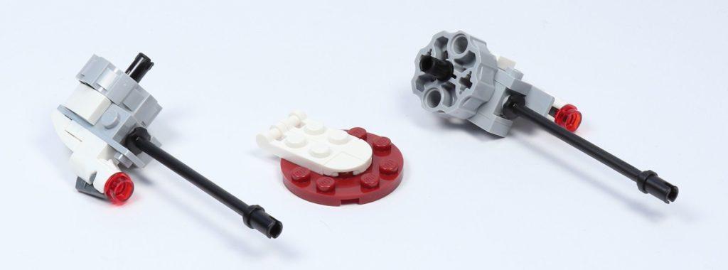 LEGO® Star Wars™ 75182 Republic Fighter Tank - Bauabschnitt 2, Bild 19 | ©2019 Brickzeit