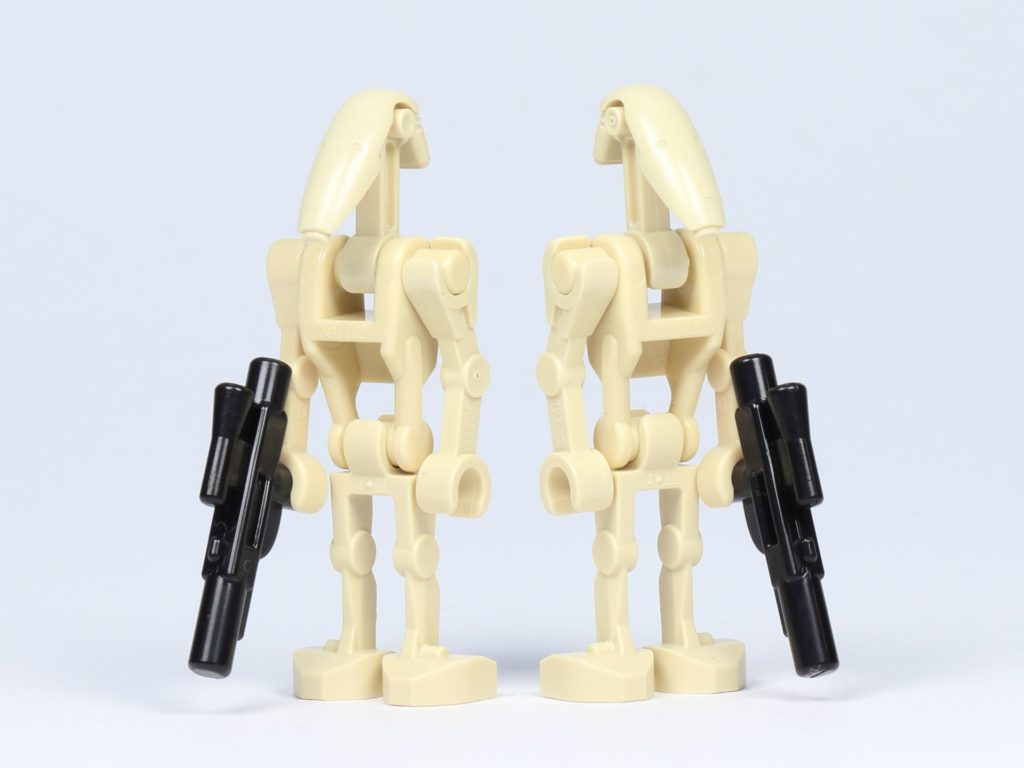LEGO® Star Wars 75182 - Kampfdroiden mit Gewehr | ©2019 Brickzeit