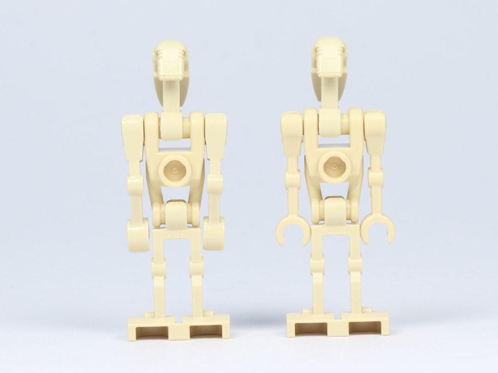 LEGO® Star Wars 75182 - Kampfdroiden, Rückseite | ©2019 Brickzeit