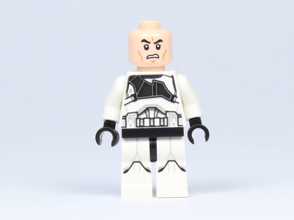 LEGO Star Wars 75182 - Clone Trooper Gunner, ohne Helm | ©2019 Brickzeit