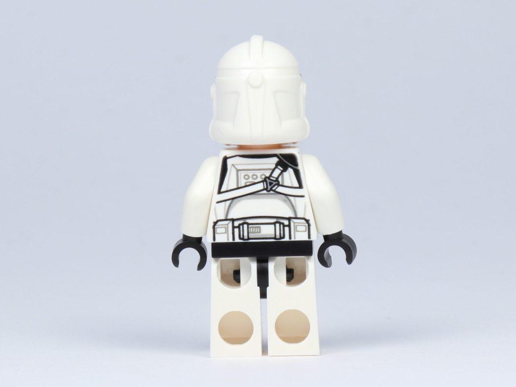 LEGO Star Wars 75182 - Clone Trooper Gunner, Rückseite | ©2019 Brickzeit