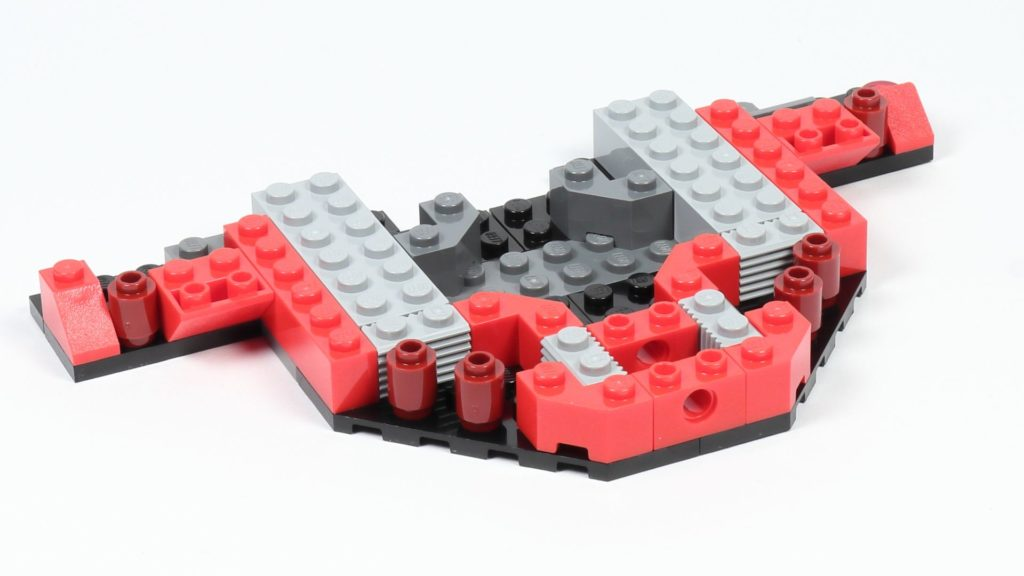 LEGO® Star Wars™ 75216 - Der Bau beginnt | ©2019 Brickzeit